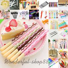 Lots 55Styles Ballpoint Gel Pen Pencil Stationary Student Writing Tool School