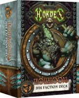 Privateer Press Hordes: Trollbloods 2016 Faction Deck PIP 91110