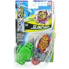 """NEW! Hasbro BEYBLADE: Burst Turbo """"SLING SHOCK"""" TURBO ACHILLES A4 Starter Pack"""