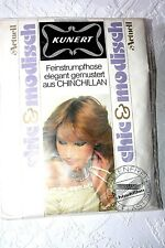 70er Jahre Kunert Nylons Tupfen Strumpfhose Gr. 44 Polar 20 Den Strümpfe Retro