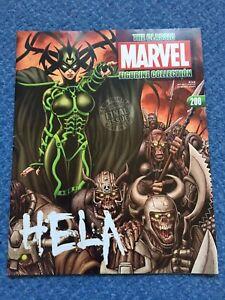 eaglemoss Marvel Fascicule N° 200 Hela