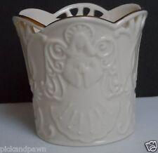 "Lenox American by Design ""Merry Lights"" Porcelain Angel Votive Tealight Holder"