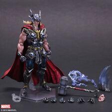 Play Arts Kai Variant Marvel Thor Action Figure