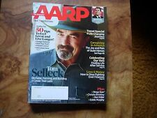 AARP The Magazine Cover Tom Selleck October/November 2015