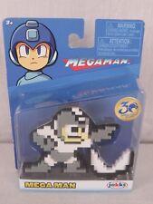 Mega Man Rolling Cutter 8 Bit Figure JAKKS Pacific 30th Anniversary Capcom