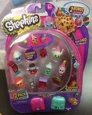 Shopkins Season 5! New 12 Pack Of Shopkins With Bonus Charms And Bracelet!