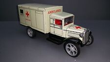 KOVAP Blechspielzeug - HAWKEY Ambulance LKW 1924 - Type D