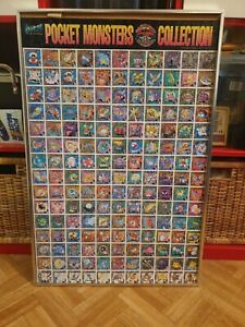 jigsaw puzzle Pocket monster Pokemon  complete no box