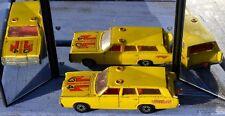 Matchbox Speedkings, Mercury Commuter, état de jeu, échelle environ 1/50, K23