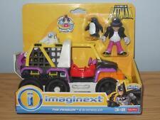 Imaginext Batman - Penguin Six Wheeler Vehicle - New In Box