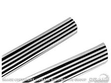 Mustang Rocker Sill Moulding Kit 1964 1965 1966 65 66 Convertible Coupe Fastback