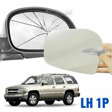Replacement Side Mirror LH 1P + Adhesive for CHEVROLET 2000-2006 Tahoe