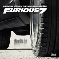Ost - Furious 7 CD Sealed ! New !