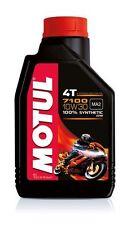 Olio Motore Motul 7100 4T 10W30 100% sintetico