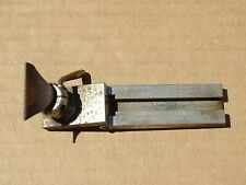 Tool Or T Rest 148 Watchmakers Tool Lathe Tip Over