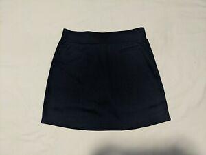 Women's Pebble Beach Performance Navy BlueSkirt Skort Shorts Size- Small
