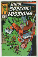 G.I. Joe Special Missions #4 (Apr 1987, Marvel) Larry Hama, Herb Trimpe