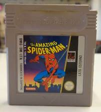 Console Gioco Game Cartuccia Nintendo Game Boy THE AMAZING SPIDER-MAN Uomo Ragno