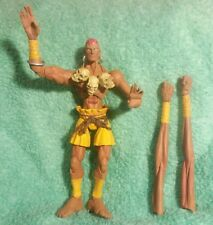 DHALSIM *OPEN BOX  Street Fighter SOTA Marvel legends vs.Capcom figure
