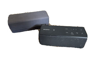 Sony SRS-X3 Bluetooth Speaker - Black For Parts