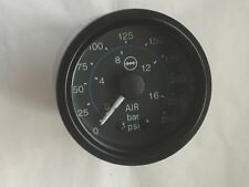VDO 250 PSI Pressure Gauge - 151-08-01-02 / 04616