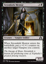 4x Stromkirk Mentor - MTG Shadows over Innistrad - NEW
