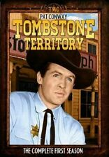 Tombstone Territory Complete First SE 0011301671066 DVD Region 1