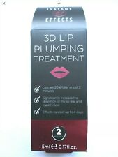 INSTANT Effects 3D Lip Plumping Treatment 5ml (9825 new boxed)