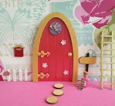 fairy door,fairy dust, fence, post box ladder,can personalise