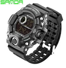 Waterproof Digital Sports Watch made by Sanda