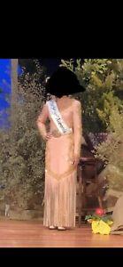 Donna Revia Rodeo Queen Dress