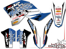 KTM SX-F EXC SMR 125 150 250 300 400 450 505 | 07-11 blue huntington DEKOR DECAL