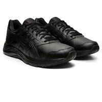 Asics Mens Gel-Contend 5 Walker Walking Shoes - Black Sports Outdoors Breathable