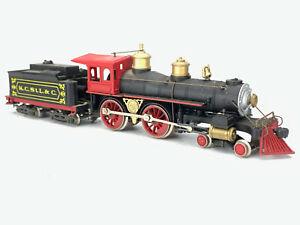 HO Scale Rivarossi KCS 4-4-0 Steam Locomotive DC IC155