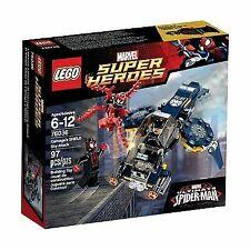 LEGO Marvel Super Heroes Carnage's Shield Sky Attack 76036
