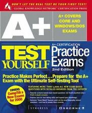 A+ Certification Test Yourself Practice Exams