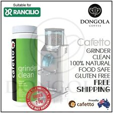 RANCILIO Coffee Grinder Clean Conical / Ceramic Burr Cleaner 430g Urnex Cafetto