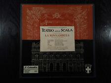 BELLINI LA SONNANBULA MARIA CALLAS COLUMBIA 1ED BOX 3 LP'S NEAR MINT ITALY '60