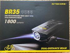 Nitecore BR35 Dual Distance Front Light - 1800 lumen