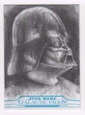 2017 Star Wars Galactic Files Reborn sketch card Andrew Fry