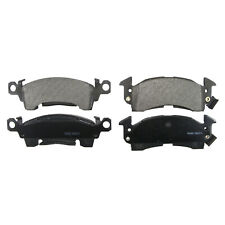 Disc Brake Pad Set-RWD Front,Rear Wagner SX52