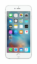 Apple iPhone 6 Plus - 128GB - Silver (Unlocked) A1522 (CDMA + GSM)