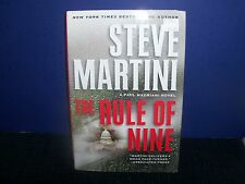 Paul Madriani Ser.: The Rule of Nine Bk. 11 by Steve Martini (2010, Hardcover)
