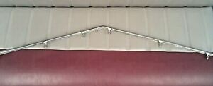 BUICK RIVIERA HOOD FRONT MOULDING GM 1374045 1966-1967