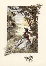 MONEY | Suites pour Madame Bovary de Flaubert | Ferroud | 1947 | 53 gravures