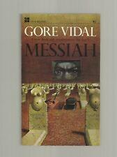 Messiah by Gore Vidal (Four Square Paperback 1966)
