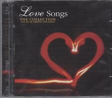 LOVE SONGS - THE COLLECTION on 2 CD's - NEW -