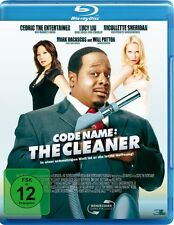 CODENAME:THE CLEANER [Blu-ray] Cedric,the Entertainer