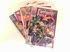 Marvel Fantastic Four lot of 5 Comic Books vol 1  # 405 514 vol 3 # 14 23 35.