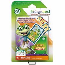 Leap Frog Leap Pad IMAGICARD Digital Game & Interactive Cards  NEW NIP